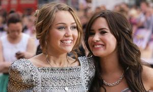 Hé lộ lý do Demi Lovato và Miley Cyrus tan vỡ tình bạn