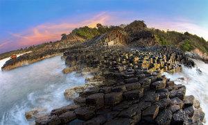 Gành Đá đĩa Phú Yên đoạt giải ảnh Phong cảnh đẹp nhất