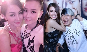Hot teen Việt đối mặt với nghi vấn sứt mẻ tình bạn