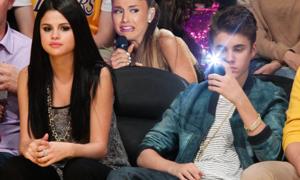 Ảnh chế hài hước về tai nạn của Ariana Grande ở show nội y