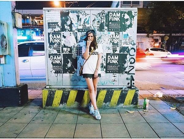 5. Sinh năm 1989 và là một trong số những hot girl đời đầu, cái tên Bua nhanh tróng được cư dân mạng chú ý đến nhờ biệt danh hot girl instagram với lượng follow thuộc hàng Top có thể sánh ngang với nhiều ngôi sao nổi tiếng.