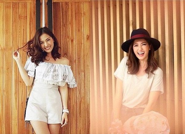 7. Gu thời trang thường ngày của Bua tuy không phải những sản phẩm hàng hiệu, nhưng với cách kết hợp độc đáo trông cô lúc nào cũng cá tính và sành điệu.