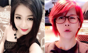 Sao Việt 8/12: Hương Tràm tự nhận giống hoa hậu, An Nguy tóc đỏ rực rỡ