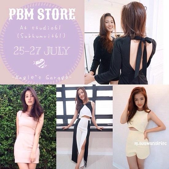 """Cô nàng được mệnh danh là """"hot girl Instagram"""" với lượng follow thuộc hàng Top trong giới hot girl Thái."""
