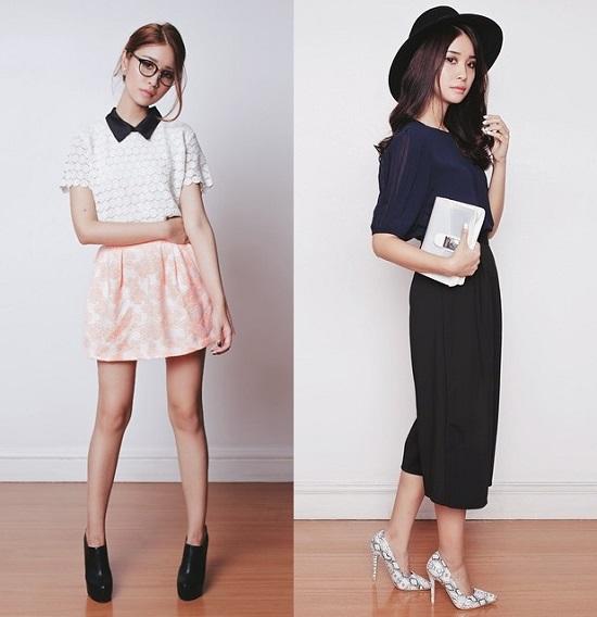 Hot girl Philippines cũng là cô gái châu Á đầu tiên được tham dự New York Fashion Week... những dấu ấn đó đã biến Tricia Gosingtian trở thành một cái tên mà bạn không thể không nhắc tới trong thế giới fashion blogger.