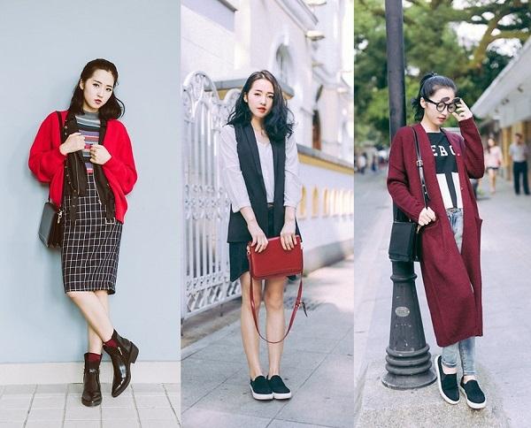 Đam mê phong cách đơn giản và năng động, nên cô nàng cũng thường xuyên chọn những chiếc áo khoác free style rộng thùng thình nhưng lại vô cùng năng động và quan trọng hơn là hợp với dáng người cao gầy có Cenyan.