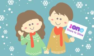 Cùng iOne tham gia chiến dịch 'Mùa đông không lạnh'