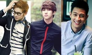4 hot boy tài năng được 'khai quật' năm 2014