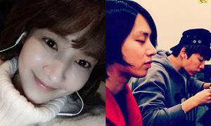 Sao Hàn 20/12: Park Min Young khoe da mịn, Hee Chul như bà thím