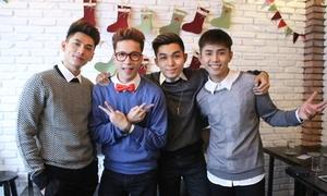 Soi điều ước bá đạo trong đêm Giáng sinh của sao Việt