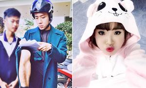 Sao Việt 27/12: Trấn Thành ký tên bá đạo, Khởi My hóa lợn hồng cute