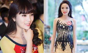 Xì ta Việt rạng rỡ hơn hẳn nhờ đổi kiểu tóc