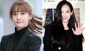 Yoon Ah, Victoria mở đầu năm mới bằng hoạt động từ thiện
