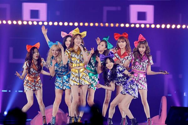 Nhạc sàn tuyển chọn 2015: Top 10 nhóm nhạc Hàn Quốc