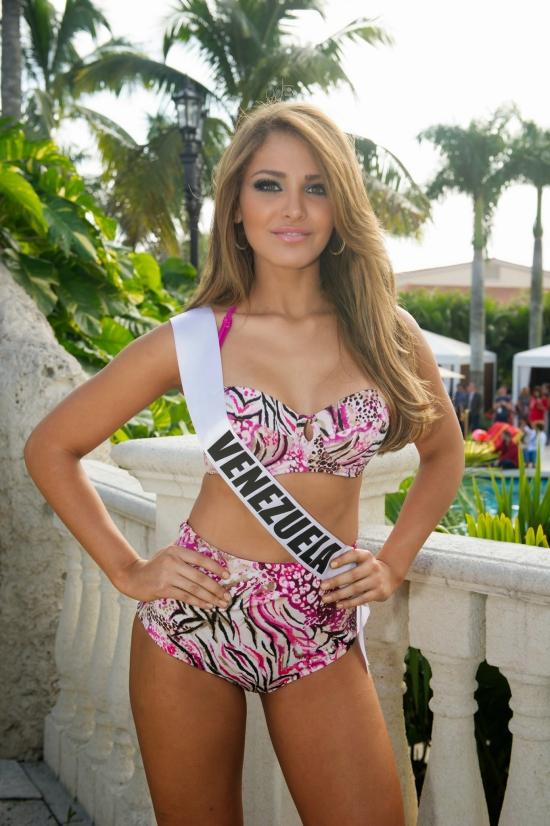 Dù là cuộc thi nhan sắc lớn nhất hành tinh, Hoa hậu Hoàn vũ vẫn thường gặp nhiều rắc rối về chất lượng thí sinh. Đại diện Venezuela -Migbelis Castellanos