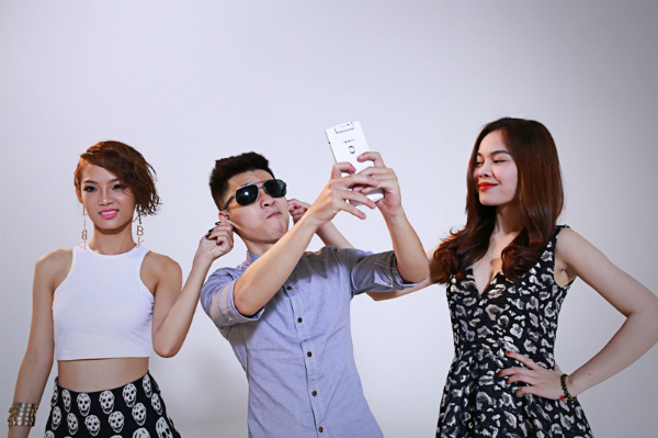 Team của ca sĩ Giang Hồng Ngọc, Producer Nguyễn Duy Anh, DJ King-Lady