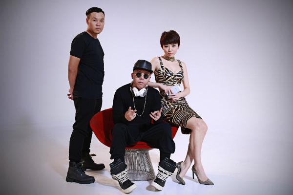 Team của Ca sĩ Tóc Tiên, DJ Hoàng Touliver, Producer Long Halo.