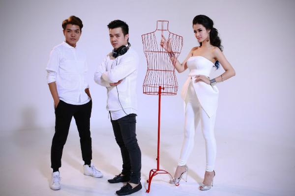 Team của ca sĩ Đông Nhi, Producer Đỗ Hiếu, DJ Mike Hào