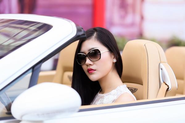 Trong cuộc thi Hoa hậu Việt Nam 2014, Lã Kiều Anh là một trong những nhan sắc nổi bật tại cuộc thi nhờ gương mặt khả ái và vóc dáng lý tưởng.