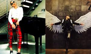 Sao Hàn 26/1: CL uốn éo kiêu kỳ, Tao (EXO) tạo dáng thiên thần