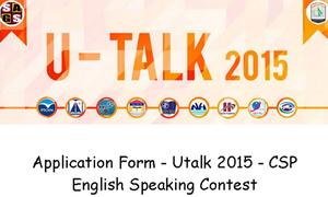 Teen Hà thành rủ nhau 'chém gió' tiếng Anh với U-talk