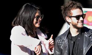 Selena Gomez công khai đi chơi cùng tình mới