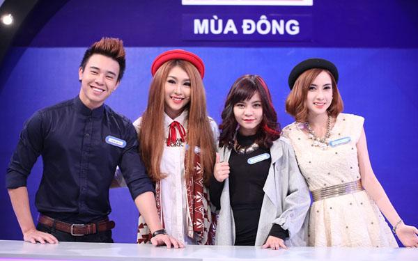 Đối thủ của Thử Thách là đội Mùa Đông gồm Thái Tuyết Trâm, Thủy Tiên, Đông Hùng Idol và quán quân The Winner Is  Tia Hải Châu.