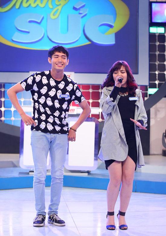 Tia Hải Châu còn gửi đến người hâm mộ ca khúc Diamond.