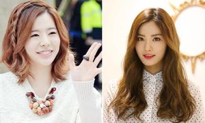 Sunny, Nana đua nhau kể chuyện hẹn hò người nổi tiếng