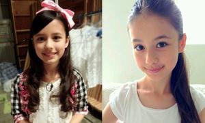 'Bản sao' 13 tuổi của Angelababy khiến dân mạng 'phát sốt'