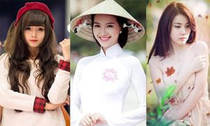 4 cô gái 'xinh như minh tinh' lận đận vì bị nghi dao kéo