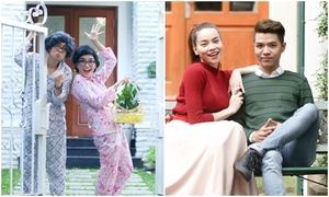 Học trò đua nhau hóa trang tinh nghịch trong MV của 'thầy' Hà Hồ