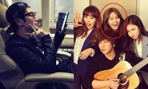 Sao Hàn 1/2: Fan tặng quà 'khủng' cho Jun Ki, Soo Young hài vô đối