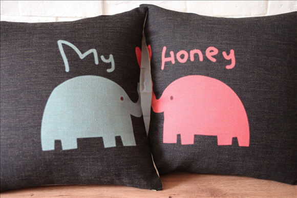 Couple-Elephants-2pcs-Office-P-8504-1441
