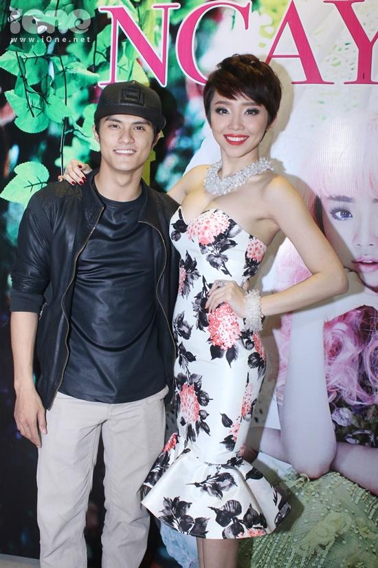 Lâm Vinh Hải là người bạn đồng hành xuyên suốt cuộc thi The remix