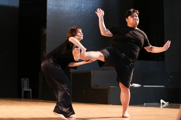 Vương Khang muốn thi tài cùng các cặp đôi khác qua những bước nhảy vui nhộn của điệu quickstep và Jazz Funk.