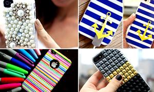 Mẫu vỏ ốp điện thoại siêu cool dành cho teen