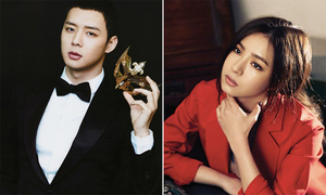 'Phù thủy' Shin Se Kyung thay Suzy kết đôi cùng Park Yoo Chun