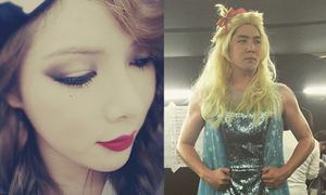 Sao Hàn 2/3: Hyun Ah hút hồn fan boy, Elsa Kang In nhan sắc 'hạn chế'