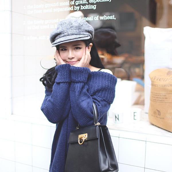Gương mặt trắng mịn đáng yêu của Jia Ying khiến nhiều fan nam mê mẩn.