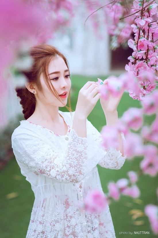 Ribi Shachi (tên thật là Nguyễn Thị Thủy) đến từ Gia Lai được cộng đồng mạng chú ý thời gian qua bởi gương mặt xinh xắn.