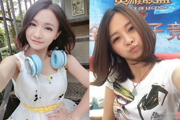 Hot girl làng game Trung Quốc sở hữu lượng fan hơn 3 triệu người trên trang cá nhân.