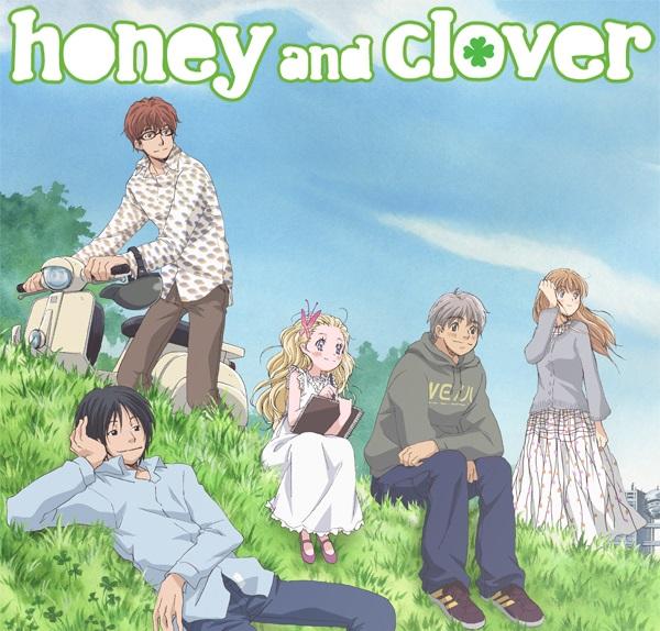Honey And Clover đem đến cho người đọc nhiều cung bậc cảm xúc và nhiều triết lý nhân văn.