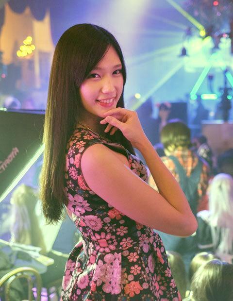 Vẻ đẹp tự nhiên ngọt ngào của Satsuki.