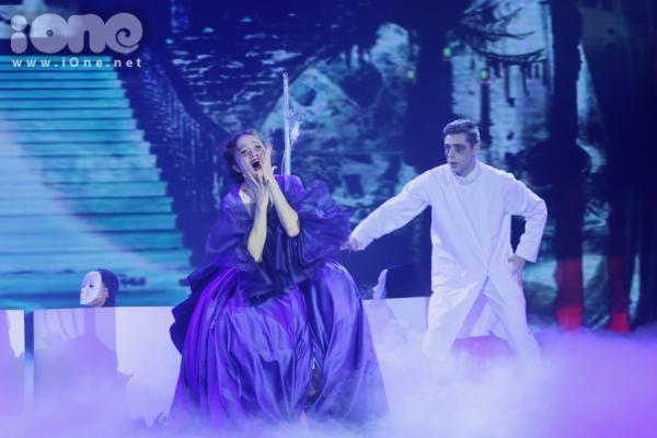 Trần Ly Ly trân trọng sự sáng tạo của bài nhảy: