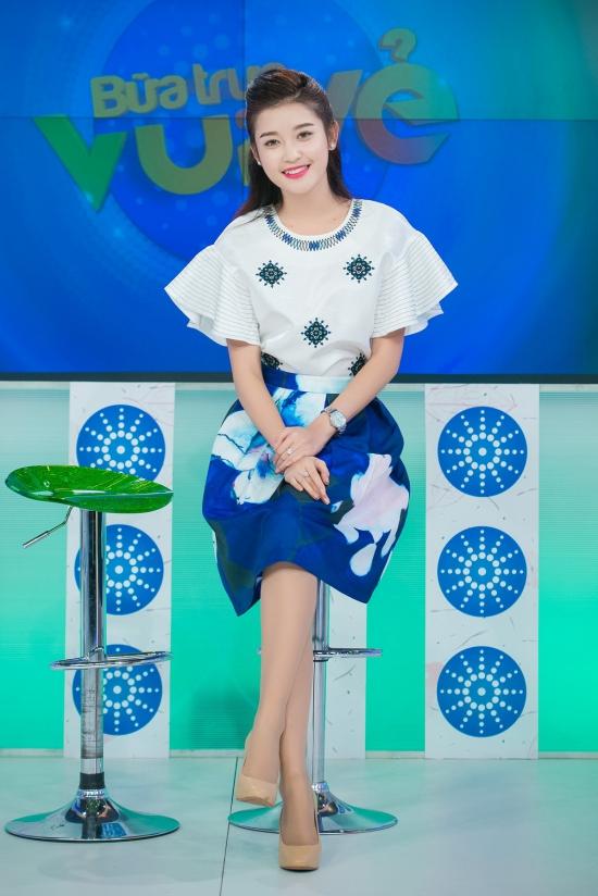 Từ khi đăng quang ngôi vị Á hậu 1 Hoa hậu hậu Việt Nam 2014, Huyền My trở thành cái tên nhận được nhiều quan tâm của khán giả. Ở độ tuổi 20, chân dàitạo nhiều thiện cảmẻdịu dàng, thân thiện cùng những biểu cảm đáng yêu của Á hậu cũng cho khán giả.