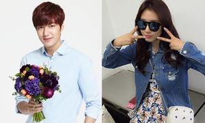 Sao Hàn 14/3: Lee Min Ho 'đốn tim' fan nữ, Shin Hye trẻ trung ra sân bay