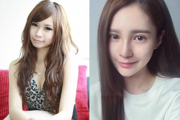 """Sự lột xác xinh đẹp của Yumi bị nhận xét là """"chỉnh sửa cùng một bác sĩ với Angelababy""""."""