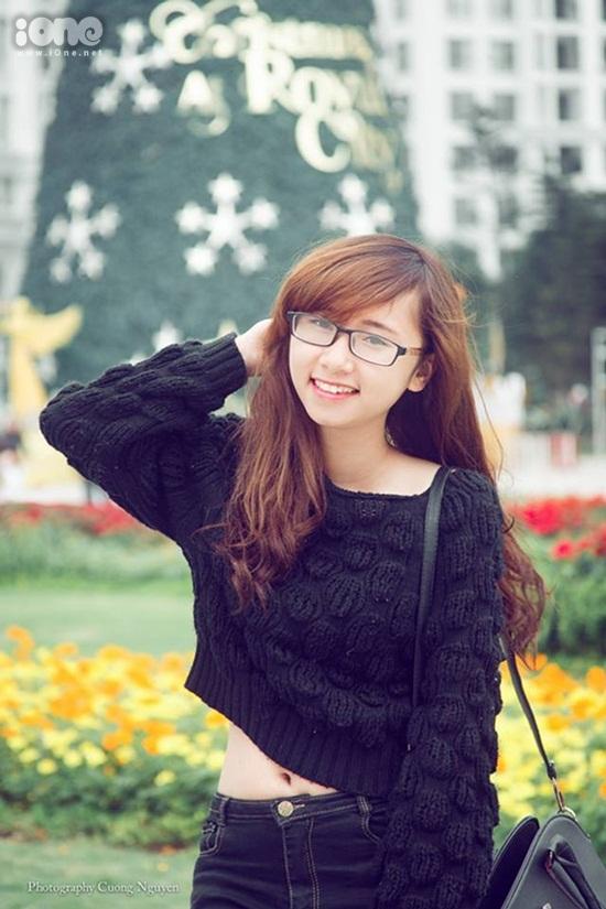 Mình yêu nhất là nụ cười của bản thân. Vì thế mà mình luôn cười thật tươi mỗi ngày.