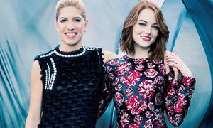 Stylist của Emma Stone giành ngôi quyền lực nhất Hollywood